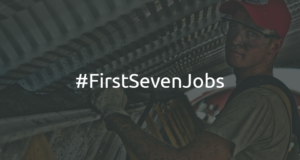 Флешмоб FirstSevenJobs
